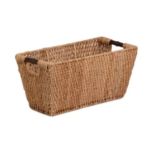 Honey Can Do Large Seagrass Basket with Handles