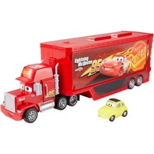 Mattel,Disney Pixar Cars,Disney,Disney Pixar Disney Pixar Cars 3 Travel Time Mack Playset