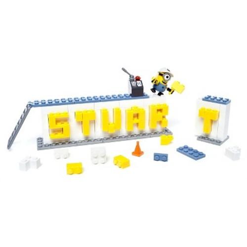 Mega Bloks Despicable Me Name Builder Set