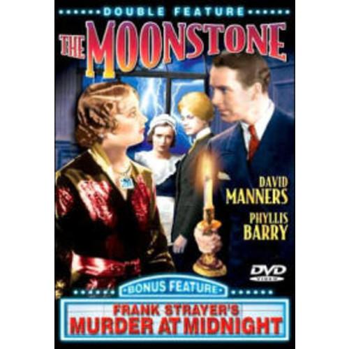 Moonstone/Murder at Midnight