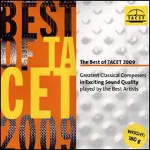 Best of Tacet 2009 (Vinyl)