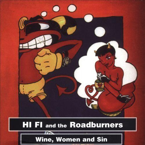 Wine, Women & Sin [CD]