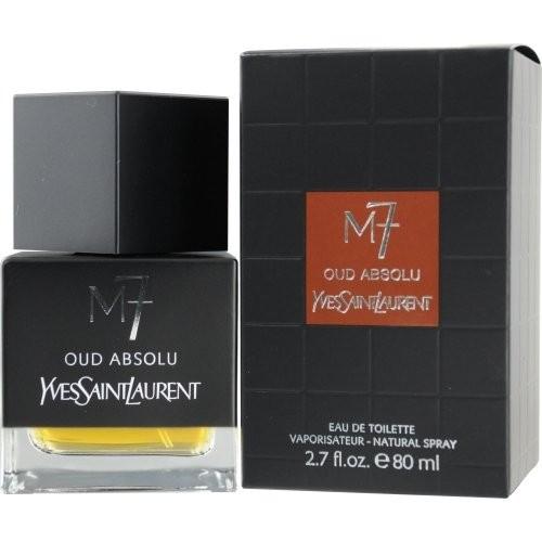Yves Saint Laurent M7 Oud Absolu Men's 2.7-ounce Eau de Toilette Spray