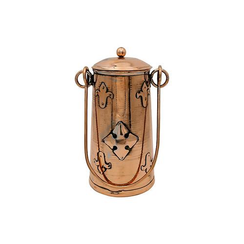 English Arts & Crafts Copper Pail
