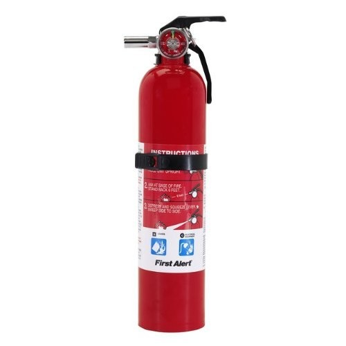 First Alert Auto Marine Fire Extinguisher
