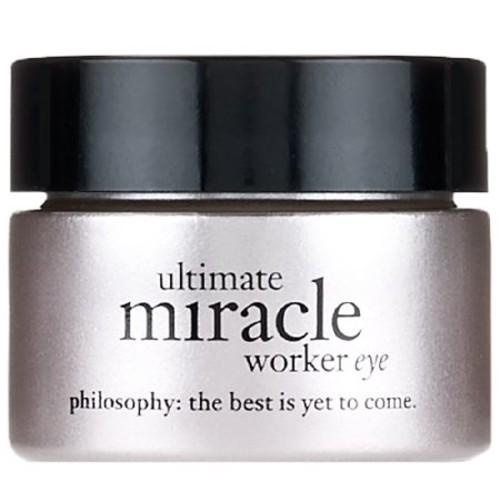 philosophy ultimate miracle worker eye cream 0.5 oz