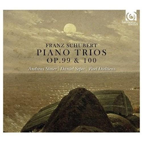 Andreas Staier - Schubert:Piano Trios Op 99 & 100 (CD)