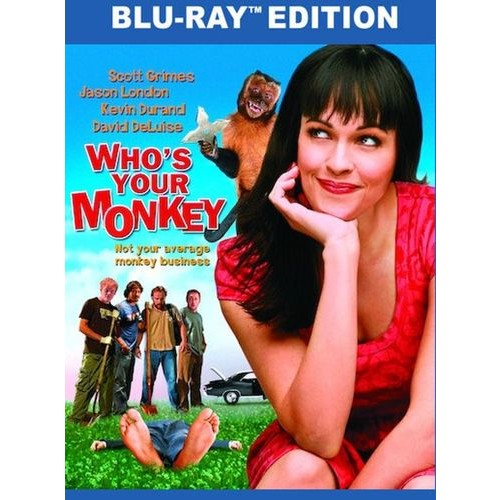 Who's Your Monkey [Blu-ray] [2008]