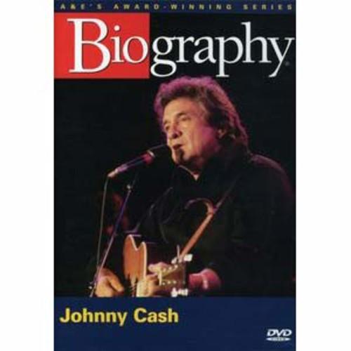 Biography: Johnny Cash - The Man in Black B&W DD2