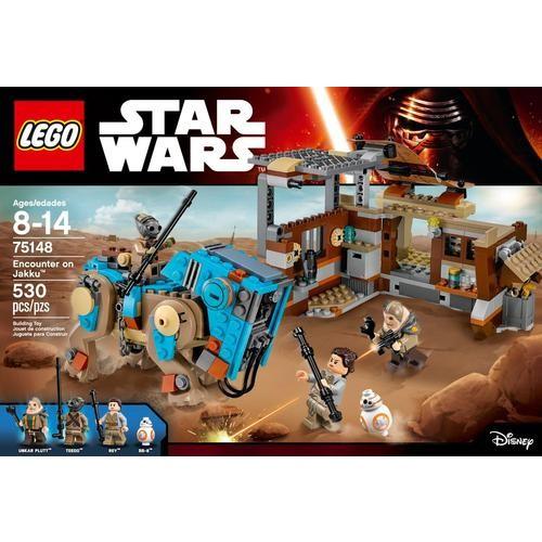 LEGO - Star Wars Encounter on Jakku
