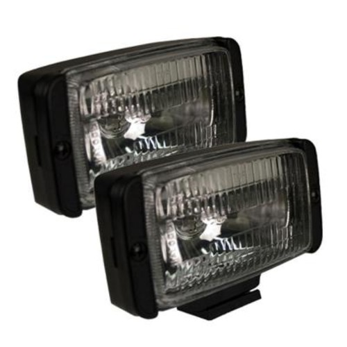 Blazer International Rectangular Halogen Driving Light Kit