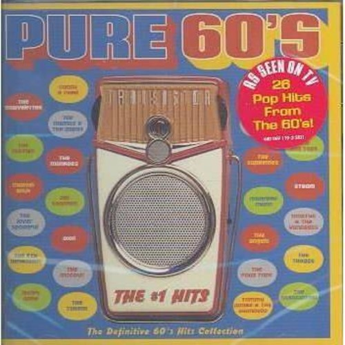 Various - Pure 60's the # 1 hits (CD)