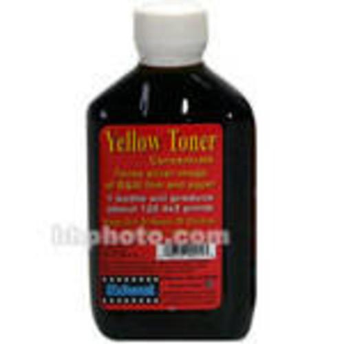 Toner for Black and White Prints (4 oz, Yellow)