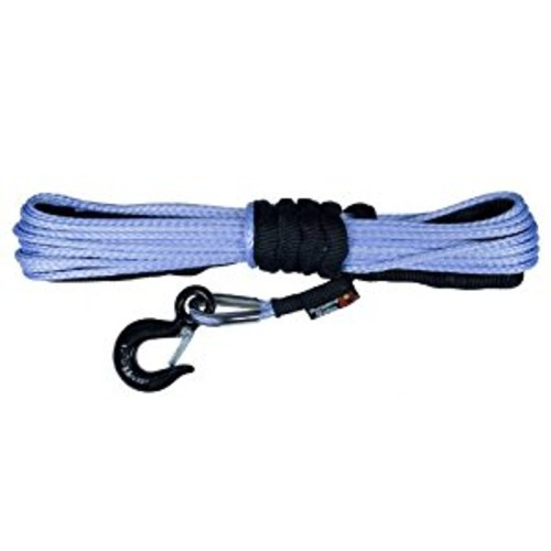 Rugged Ridge 15102.31 Synthetic Winch Rope 1/4