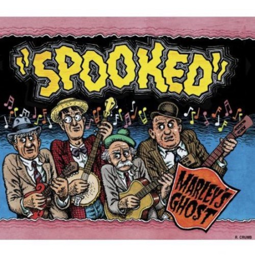 Spooked [CD]