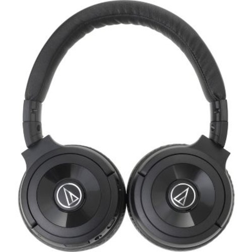Audio-Technica Solid Bass ATH-WS99BT Over-Ear Headphone with Built-in Mic and Control