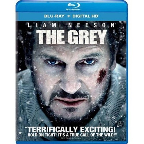 The Grey [Blu-ray] [2011]