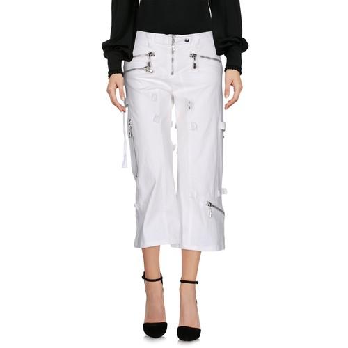 VERSUS VERSACE Cropped pants & culottes