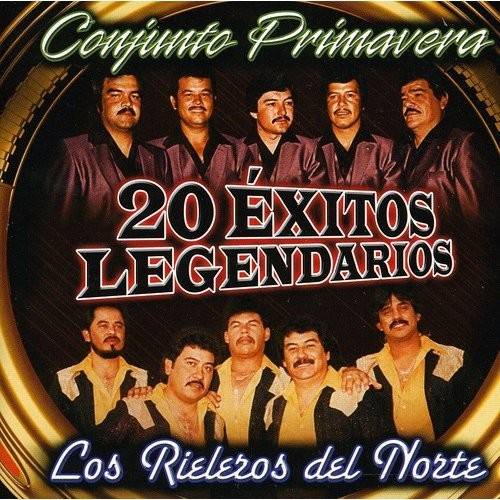 20 Exitos Legendarios [CD]