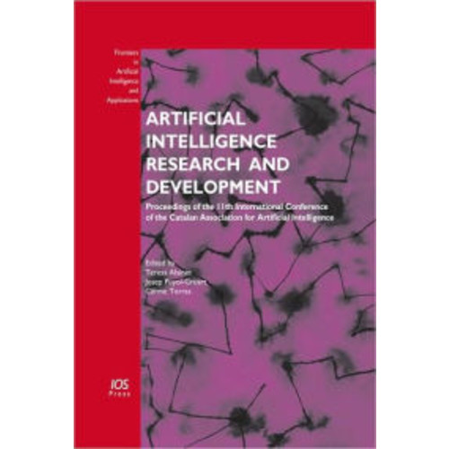 Artificial Intelligence Research and Development: Proceedings of the 11th International Conference of the Catalan Association for Artificial Intelligence - Volume 184 Frontiers in Artificial Intelligence and Applications