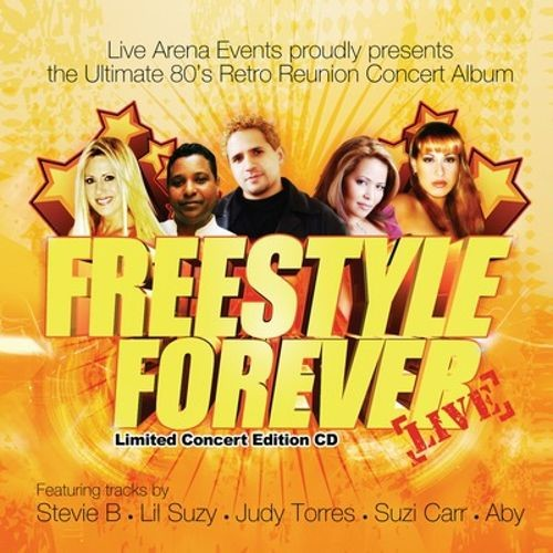 Freestyle Forever Live [CD]