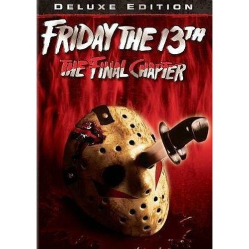 Friday the 13th: The Final Chapter [DVD] [1984]