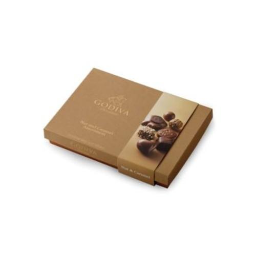 Nut and Caramel Assortment- 19-Piece