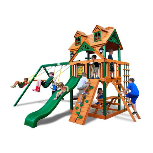 Gorilla Playsets Malibu Swing Set
