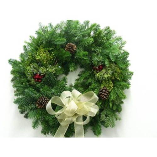 From the Garden 20'' Wreath