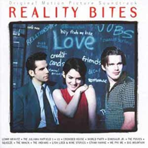 Reality Bites Soundtrack [Vinyl LP]