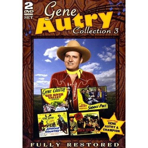 Gene Autry: Collection 3 [2 Discs] [DVD]