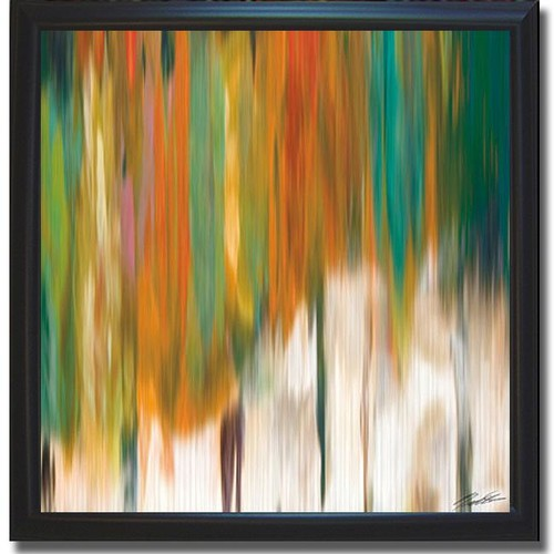 John Butler 'Sound' Framed Canvas Art