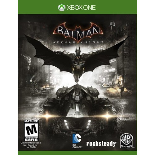 Batman Arkham Knight - Wal-Mart Exclusive (Xbox One)
