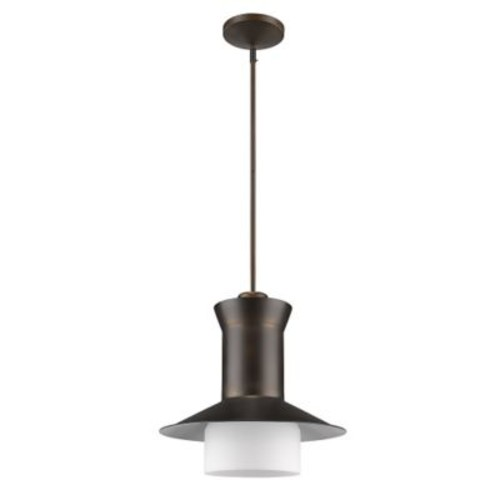 Acclaim Lighting Greta 1-Light Mini Pendant; Oil Rubbed Bronze