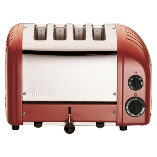 Dualit 4 Slice NewGen Classic Toaster Red