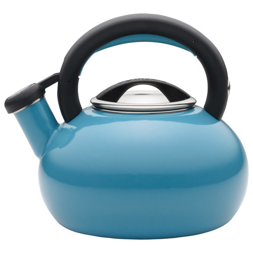 Circulon - Sunrise 2-Quart Tea Kettle - Turquoise