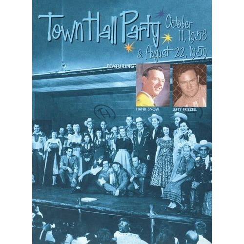 Town Hall Party: October 11, 1958 & August 22, 1959 [DVD]