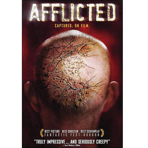 SONY PICTURES HOME ENTER Afflicted