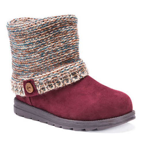 Muk Luks Patti Womens Water Resistant Winter Boots [medium]