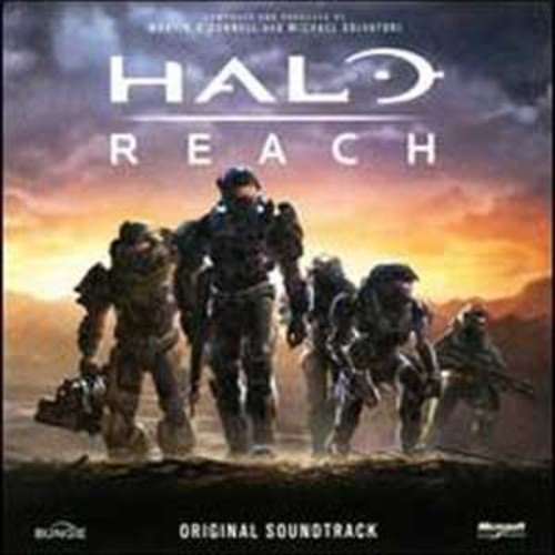 Halo: Reach By Original Game Soundtrack (Audio CD)