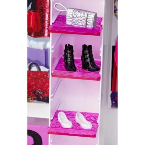 Barbie Fashionistas Ultimate Closet, Purple