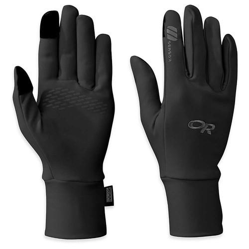 Outdoor Research Women's PL Base Sensor Gloves [Attribute : Black]