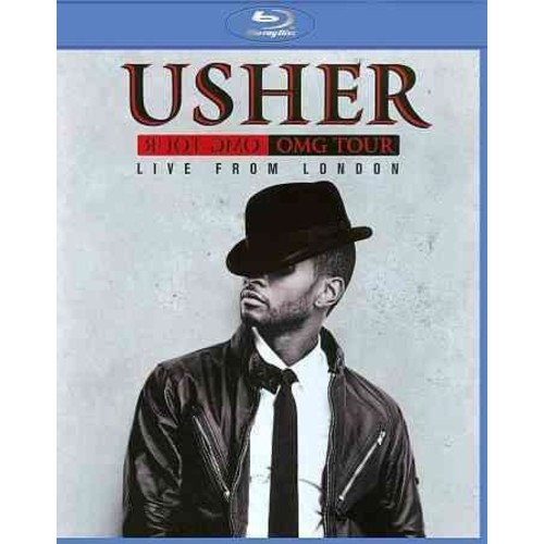 OMG Tour- Live From London (Blu-ray Disc)