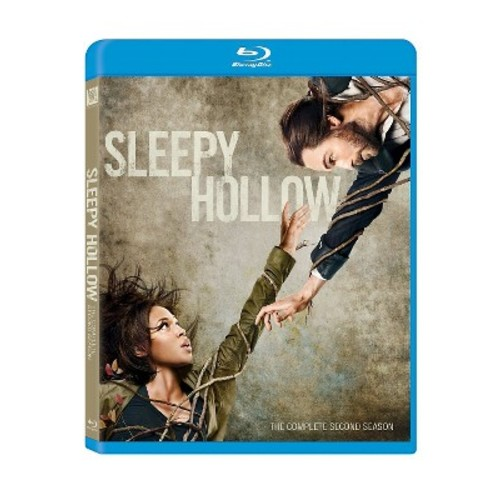 Sleepy Hollow: The Complete Second Season [4 Discs] [Blu-ray]