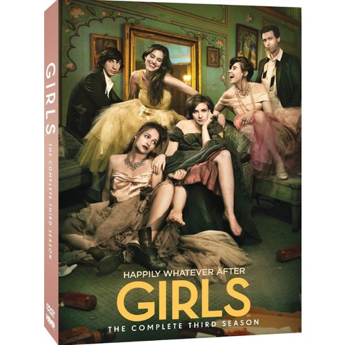 Girls: The Complete Third Season [2 Discs] [DVD]