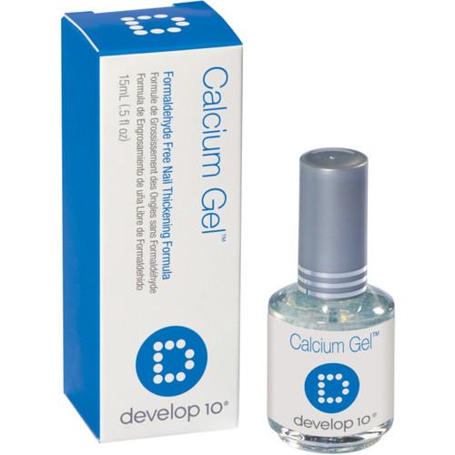 Calcium Gel Nail Thickening Formula