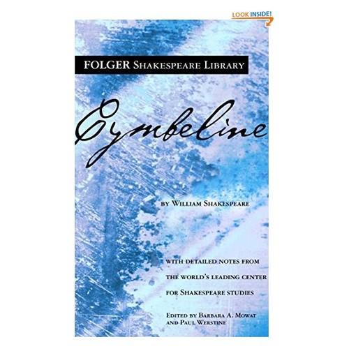 Cymbeline (Folger Shakespeare Library)