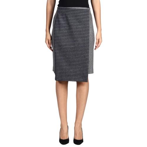 SUNO Knee Length Skirt