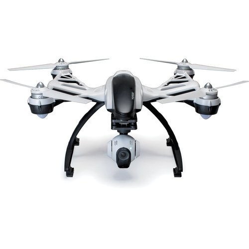 Yuneec Q500+ Typhoon Quadcopter with CGO2-GB 3-Axis Gimbal Camera Ready to Fly