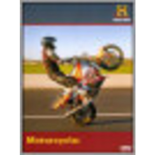 Modern Marvels: Motorcycles [DVD]